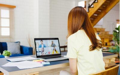 Verhoog je productiviteit bij het thuiswerken